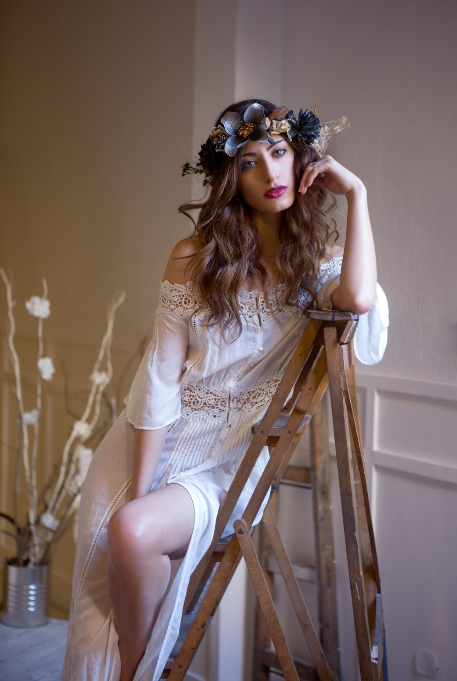 Editorial Ethereal Dream by Agata Pereira for Kooss Magazine